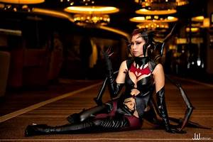 114 Champions: The Ultimate League of Legends Cosplay Gallery