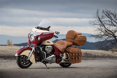 2017 Indian Roadmaster Classic Is Hitting The Market