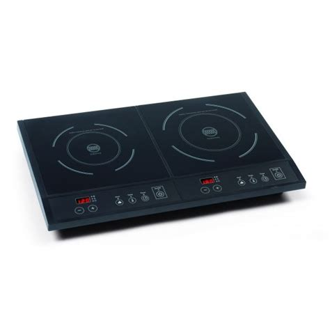plaque de cuisson a induction plaque de cuisson 224 induction type domino achat vente plaque induction cdiscount