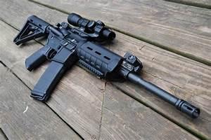 m4 assault rifle assault rifle hd wallpaper machine ar-15 ...