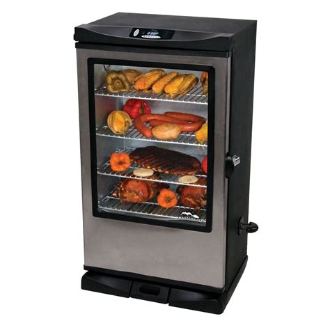 electric smoker reviews masterbuilt model 20070512 electric smoker review grill2day