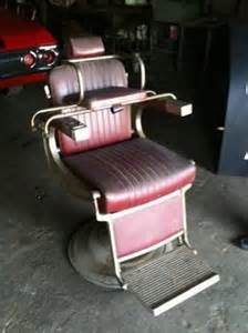1 200 vintage belmont barber chair for sale in lewisville