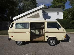 1982 Volkswagen Vanagon Westfalia Camper Excellent