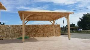 Fabriquer Pergola Bois : pergola rectangle 4m x 6m en bois en kit ~ Preciouscoupons.com Idées de Décoration