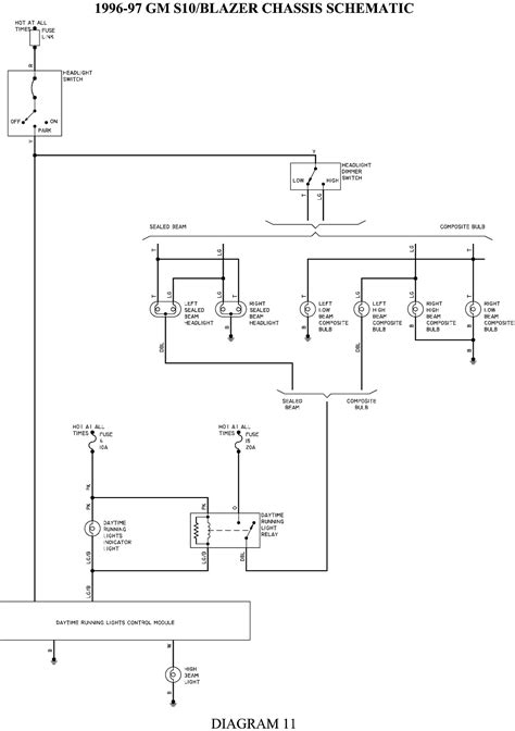 62 Chevy Headlight Switch Diagram Wiring Schematic by Repair Guides
