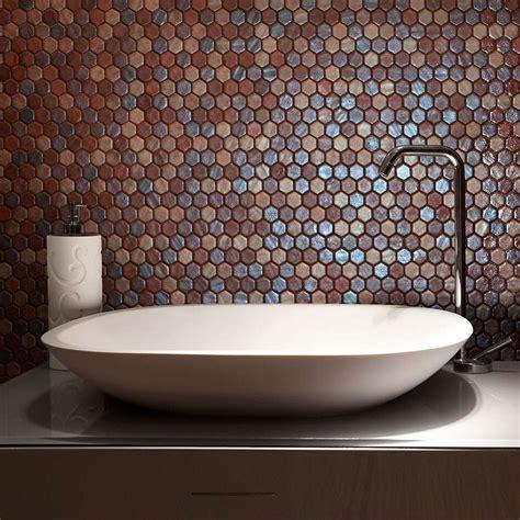 Mosaik Fliesen Badezimmer by Mosaic Tiles Freshen Up Your Home Walls And Floors