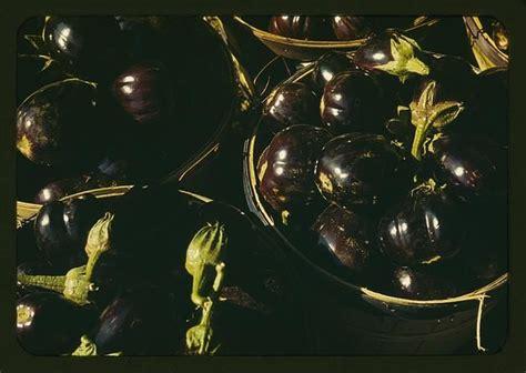 baskets  eggplants prints photographer