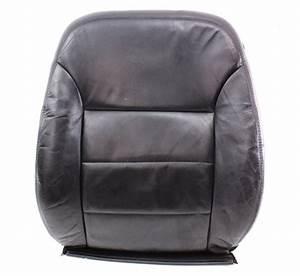 Lh Front Seat Back Rest Cover  U0026 Foam 99