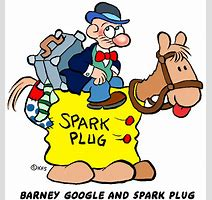 Connecting Barney Google Part Barney Becomes A Verb Father Theo S Blog