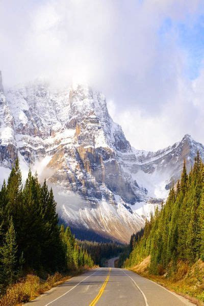 canadian   news highway  north icefields