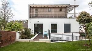 Plan De Maison D Architecte : maison d 39 architecte contemporaine espaces atypiques youtube ~ Melissatoandfro.com Idées de Décoration