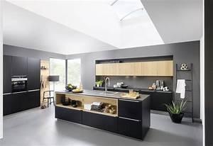 Nolte Küchen Fronten : nolte k chen center no 1 keuken met contrast product in beeld startpagina voor keuken idee n ~ Orissabook.com Haus und Dekorationen