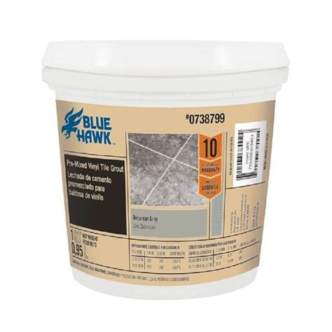 laminate floor sealer lowes blue hawk tec skill set 32 oz delorean gray sanded premixed grout kitchen pinterest