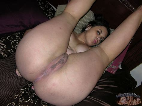 Amateur Latina Babe With Plump Ass