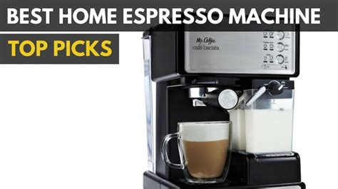Check Out The 5 Best Espresso Machines In 2018 Coffee Jelly Pang Negosyo Tassimo Usa Kusina Master Best Design Drip Maker Red Light Breakfast Korean Highlands Freeze