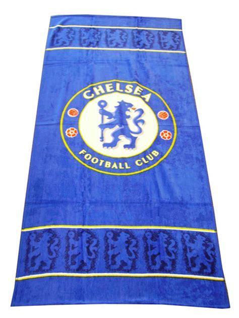 CHELSEA FOOTBALL CLUB BEACH TOWEL
