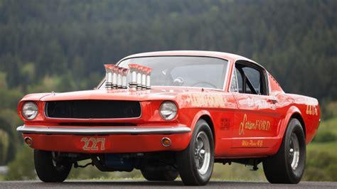 The 1965 A/fx Factory Drag Car