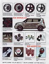Kia Soul Custom Parts Pictures