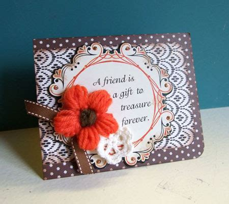 You could either write the quote of your choice with the writing utensil and font of your choice directly onto the card, or you. World Top Blogger: friendship quotes