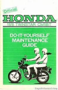 1978 Honda Cm185t Twinstar Do It Yourself Maintenance Guide