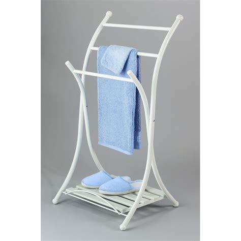 allibert porte serviettes 3 barres corfou blanc porte serviette allibert sur maginea