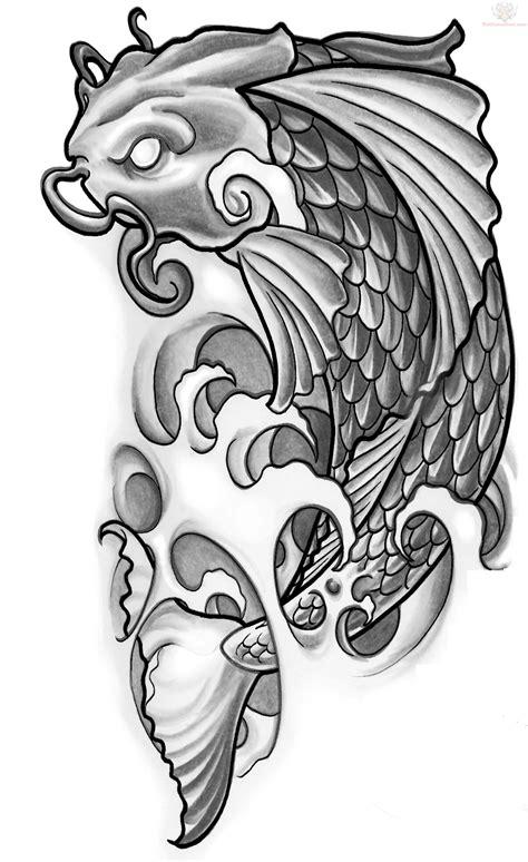 50 Koi Fish Tattoo Designs Ideas - Yo Tattoo