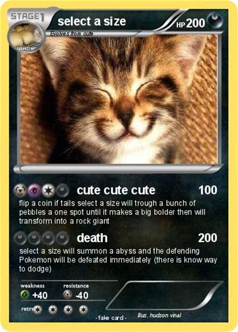As pokémon trading card game is based upon the original pokémon tcg, it has 228 different cards at you can check your album at any pc, to see what cards you're missing, while at any time, you. Pokémon select a size - cute cute cute - My Pokemon Card