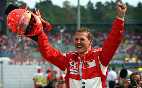 Michael Schumacher by Michael Schumacher Special Report Those Him