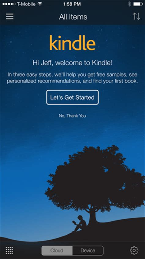 kindle app for iphone kindle app gets updated with book browser and etextbooks