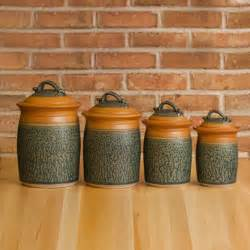 storage canisters kitchen stoneware canister set kitchen storage jars uncommongoods