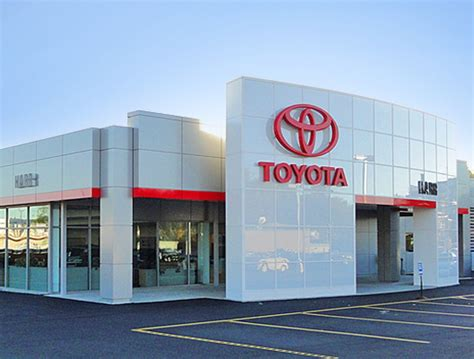 Harr Toyota Worcester by Builders Systems Inc Bsi General Contractors Auburn
