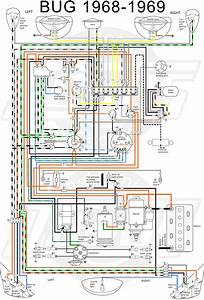 Starter Wiring Diagram 68 Vw Bug