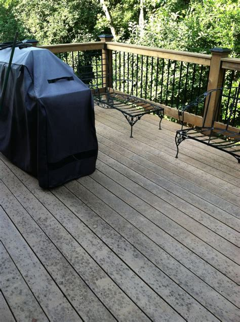 cleaning trex decking with inspiring cleaning composite decking 6 trex deck mold