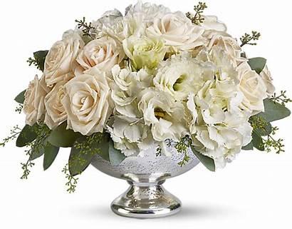 Teleflora Winter Centerpiece Flowers Park Avenue Seasonal