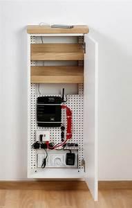 Kabel Verstecken Ikea : telefonschrank tiny sideboard ~ Frokenaadalensverden.com Haus und Dekorationen
