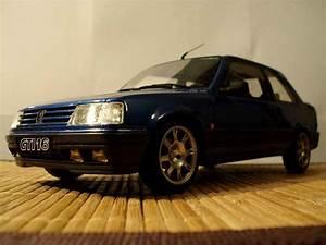 309 Gti 16s : peugeot 309 gti 16 16s azule jantes pts ottomobile coches miniaturas 1 18 comprar venta coches ~ Gottalentnigeria.com Avis de Voitures