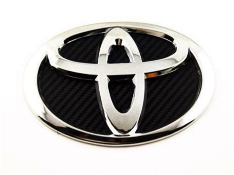 Emblem Toyota Camry By Lumobil toyota camry front grille emblem ebay