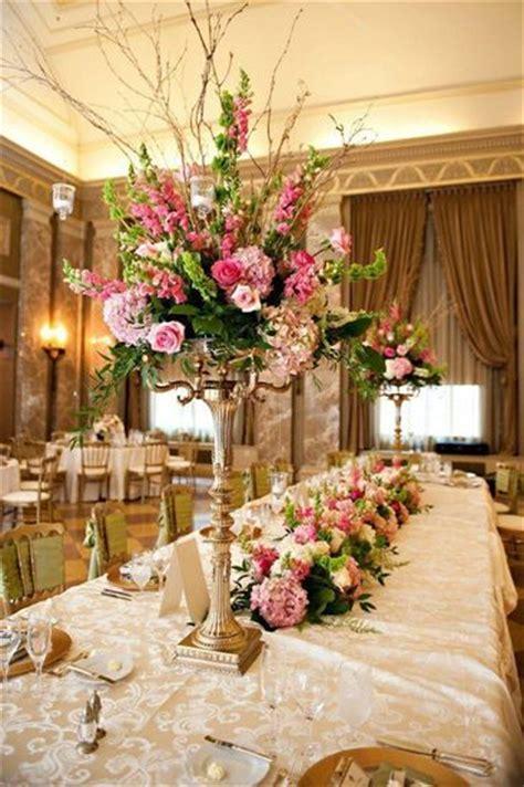 reception flowers wedding reception floral arrangements