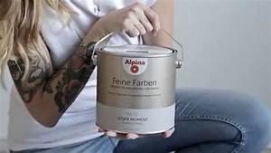 Alpina Farben Feine Farben : interior styling mit alpina feine farben youtube ~ Eleganceandgraceweddings.com Haus und Dekorationen