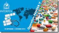 Avian Flu Diary: Interpol & FDA: Operation Pangea V