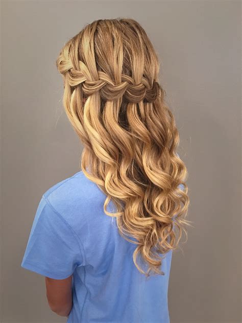 Pretty Homecoming Hairstyles by Pretty And Easy Prom Hairstyles 20 Home Ing