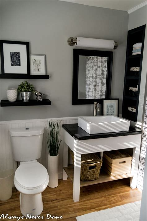 gray and white bathroom ideas best 25 black and white bathroom ideas ideas on