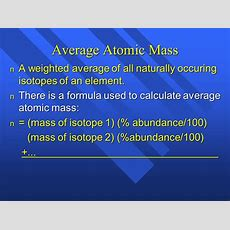 Of Protons, Neutrons And Electrons In An Atom  Ppt Video Online Download