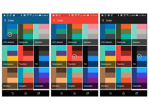 accent colors how to change accent colors on the htc one m9 cnet