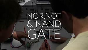 Ladder Diagram Nor Gate Not  U0026 Nand Gate   Mechatronics Lectures