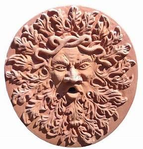 Terracotta Töpfe Groß : term hlen terracotta impruneta terracotta wandbild gro medusa ~ Eleganceandgraceweddings.com Haus und Dekorationen