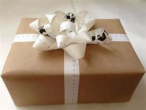 Gift wrapping basics - Natalie's Creations - YouTube