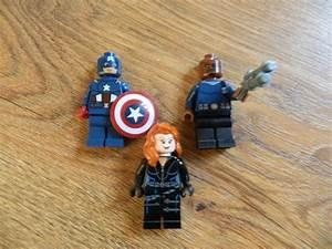LEGO: Marvel Super Heroes – Captain America Vs Hydra