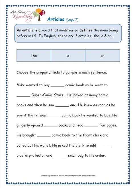 year 3 grammar worksheets breadandhearth