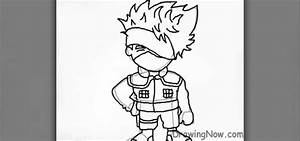How to Draw Chibi Kakashi from Naruto « Drawing ...